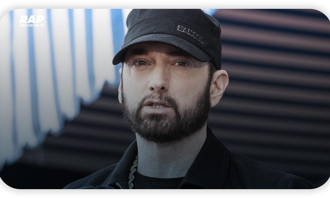 Eminem si è rimodernizzato nella Deluxe del nuovo album
