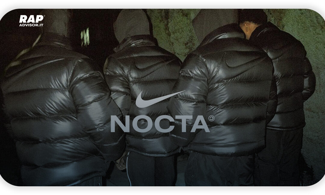 """Nike e Drake hanno creato la nuova collezione """"Nocta"""""""