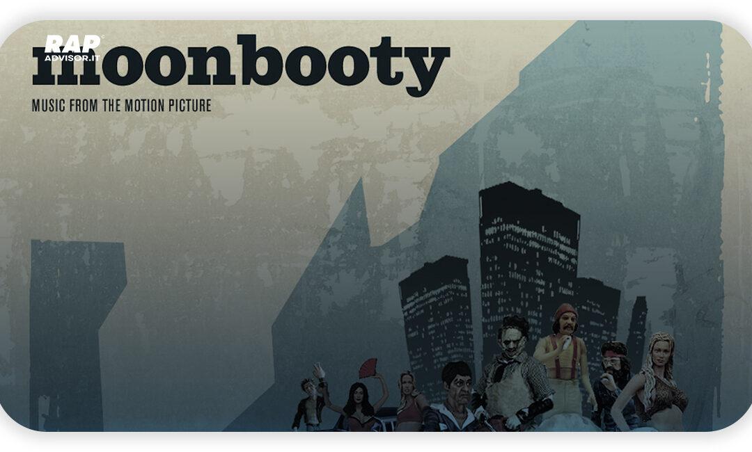 Moonbooty, Aldebaran ristampa il primo album di Katzuma